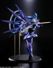 (Pre-order)Neptune Purple Heart/Next Purple Processor Unit Full Ver. 1/7 Figure