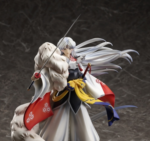 (Pre-order)Inuyasha Sesshoumaru 1/7 Figure by Hobbymax Japan