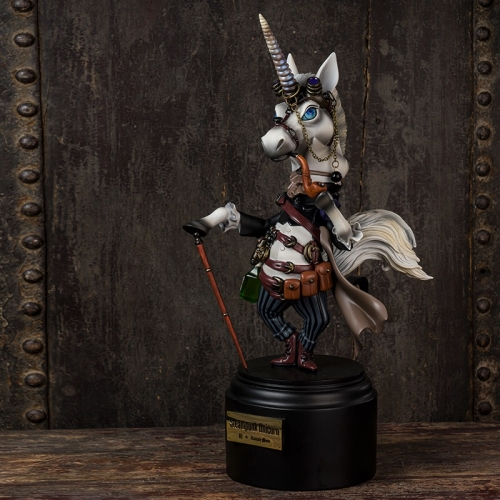 (Released)Steampunk Unicorn By Mitsuji Kamata x Manas SUM