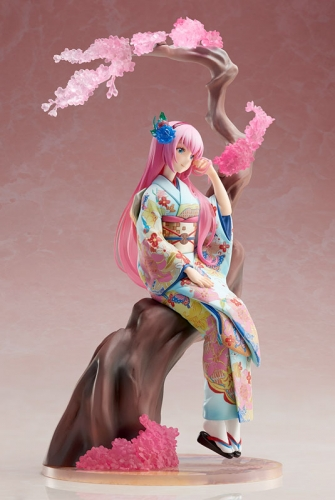 (In Stock)Vocaloid Megurine Luka Hanairogoromo 1/8 Figure