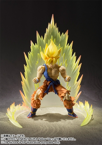 (Released)S.H.Figuarts Son Goku Super Warrior Awakening