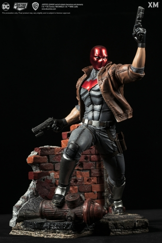 (Pre-order Closed)Red Hood Rebirth 1/6 Scale Statue By XM Studio