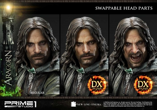 (Pre-order)Deluxe Ver. The Lord of the Rings-The Return of the King Aragorn