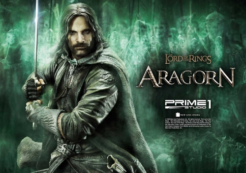 (Pre-order)Regular Ver. The Lord of the Rings-The Return of the King Aragorn