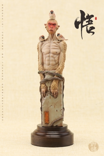 "(Pre-order)""Wu"" Journey to the West Series By Artist Yege"