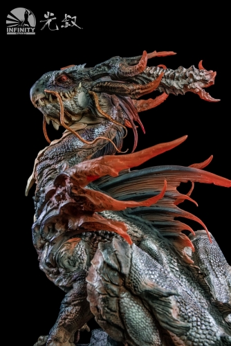 (Pre-order)The Hornless Dragon By Infinity Studio
