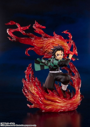 (Released)BANDAI Figuarts ZERO Demon Slayer: Kimetsu no Yaiba Tanjiro Kamado