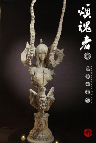 (Pre-order)The Soul Singer By Feng Yangkun (Grey Model)