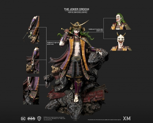 (Pre-order)The Joker Orochi (Version B) By XM Studio