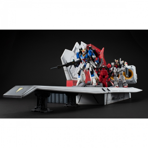 (Pre-order)Realistic Model Series Mobile Suit Z Gundam ARGAMA Catapult Deck for 1/144 HGUC