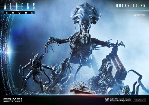 (Pre-order)Aliens (Comics)Queen Alien Battle Diorama By Prime 1 Studio