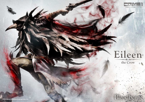 (Pre-order)Regular Ver. Bloodborne Eileen The Crow UPMBB-03 By Prime 1 Studio