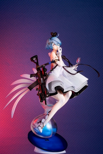 (Pre-order)Girls' Frontline Zas M21 White Queen Ver. 1/8 Figure