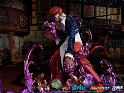 (Pre-order)The King of Fighters 97 Lori Yagami 1/6 Licensed Statue By Jomatal