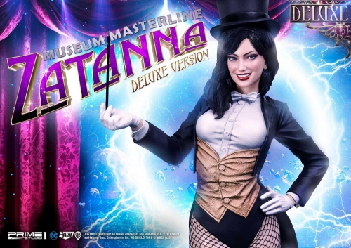 (Pre-order)Deluxe Ver. Justice League Dark Zatanna By Prime 1 Studio