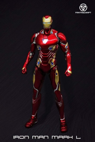 (Pre-order)Iron Man MK50 Alloy Action Figure 1/12 by FANTASCRAFT FC