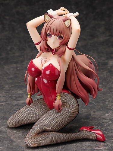 (Pre-order)FREEing B-STYLE The Rising of the Shield Hero Raphtalia Bunny Style Ver. 1/4 Figure