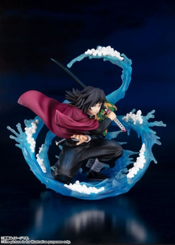 (Pre-order)BANDAI Figuarts ZERO Giyu Tomioka Water Breath Demon Slayer Kimetsu no Yaiba