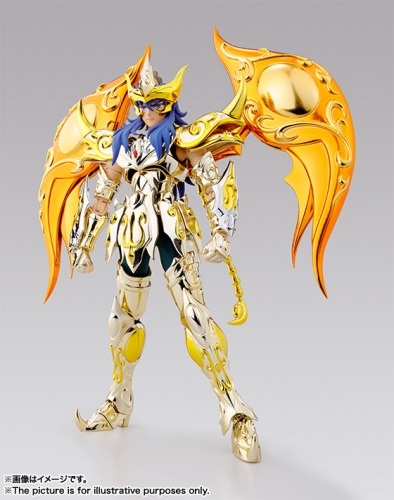(Sold out)BANDAI Saint Cloth Myth EX Scorpio Milo God Cloth Edition Reissue