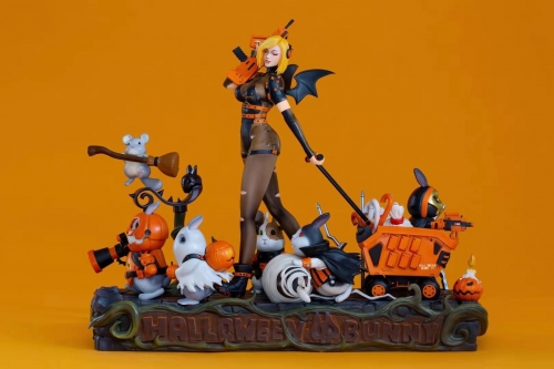 (Sold out)Halloween Bunny By East Studio(Inc. single base)