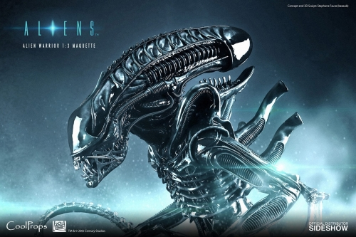 (Pre-order)Regular/Deluxe Alien Warrior 1/3 Scale Statue By Coolprops x Sideshow