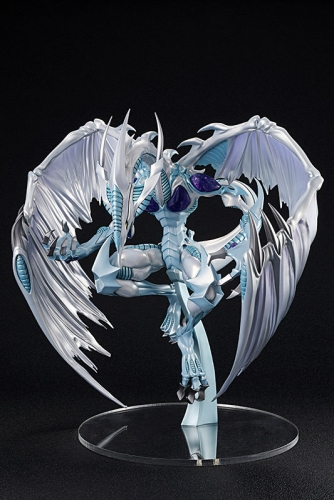 (Pre-order)AMAKUNI Yu-Gi-Oh! 5D's Stardust Dragon Complete Figure