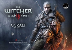(Pre-order)Regular Version The Witcher 3: Wild Hunt Geralt of Rivia By Prime 1 Studio