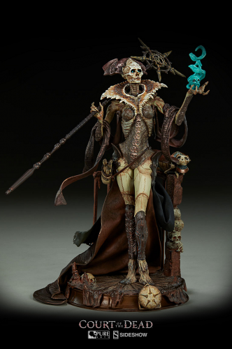 (Pre-order)COURT OF THE DEAD Xiall 1/8 PVC Statue By PureArts