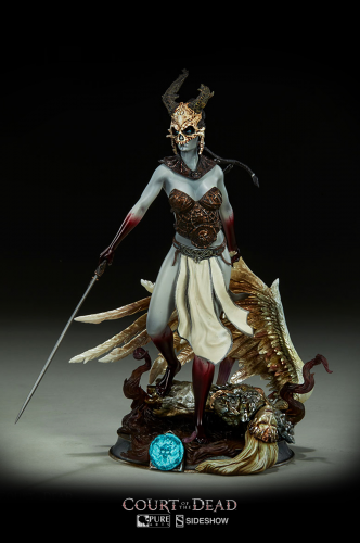(Pre-order)COURT OF THE DEAD Kier 1/8 PVC Statue By PureArts