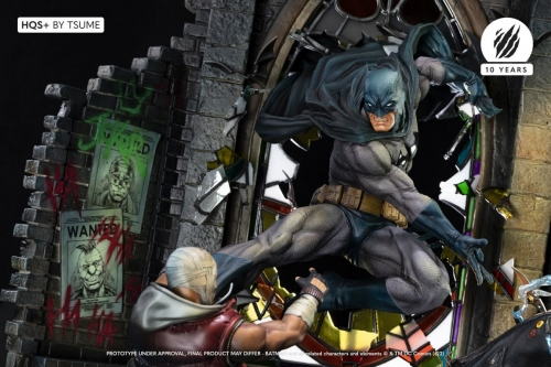 (Sold out)Batman HQS+ 1/6 Scale Statue By Tsume Art