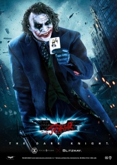 (Pre-order)Bonus Version The Dark Knight-Film-The Joker by Prime 1 Studio