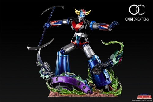 (Sold out)UFO Robot Grendizer Premium Statue 1/3 Human Scale Statue By Oniri Creations