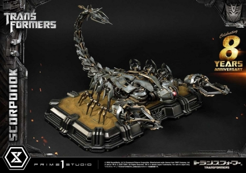 (Pre-order)Transformers Scorponok (Film) By Prime 1 Studio
