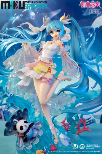 (Pre-order)Vocaloid Hatsune Miku With You 2020 1/7 Figure By Infinity Studio