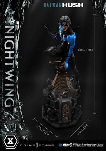 (Pre-order)Regular Version Batman: Hush Nightwing 1/3 Scale Statue By Prime 1 Studio