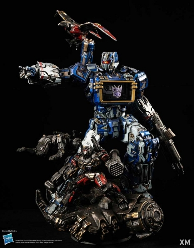 (Pre-order)Transformers Soundwave By XM Studios
