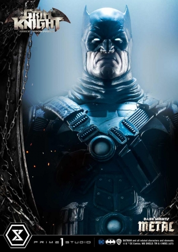 (Pre-order)Regular Ver. Dark Nights: Metal The Grim Knight By Prime 1 Studio