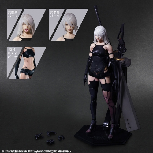 (Pre-order)Square Enix NieR:Automata PLAY ARTS Kai - YoRHa Model A No. 2 - DX Ver.