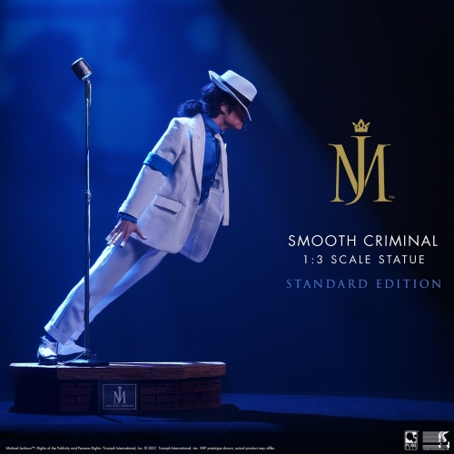 (Pre-order)Regular Ver. Michael Jackson Smooth Criminal 1/3 Scale Statue By PureArts