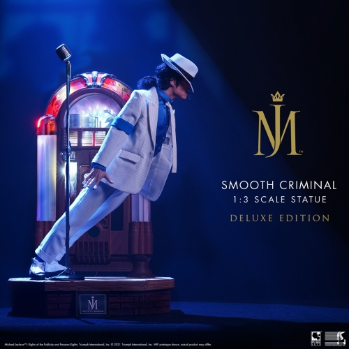 (Pre-order)Deluxe Ver. Michael Jackson Smooth Criminal 1/3 Scale Statue By PureArts
