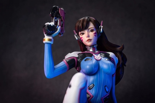(Pre-order)Exclusive Ver. Game Girl Series D-V-A 1/4 Scale Statue by MKE studios