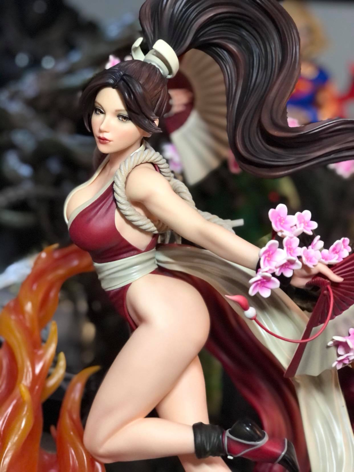 (Released)SNK's Mai Shiranui By HMO Studio