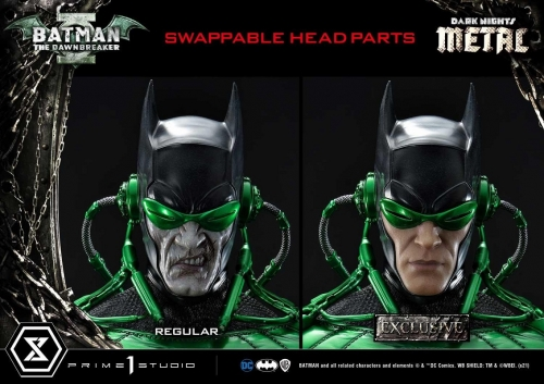(Pre-order)EX Ver. Dark Nights: Metal Comics The Dawnbreaker 1/3 Scale Statue By Prime 1 Studio