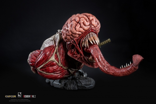 (Pre-order)Resident Evil 2 Licker Full-Sized 1/1 Scale Bust By PureArts x Capcom