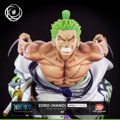 (Pre-order Closed)One Piece Roronoa Zoro Ikigai Series 1/6 Scale Statue By Tsume Art