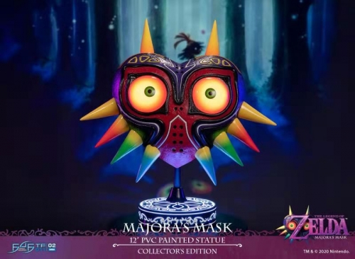 (Pre-order)FIRST 4 FIGURES The Legend of Zelda: Majora's Mask Figure