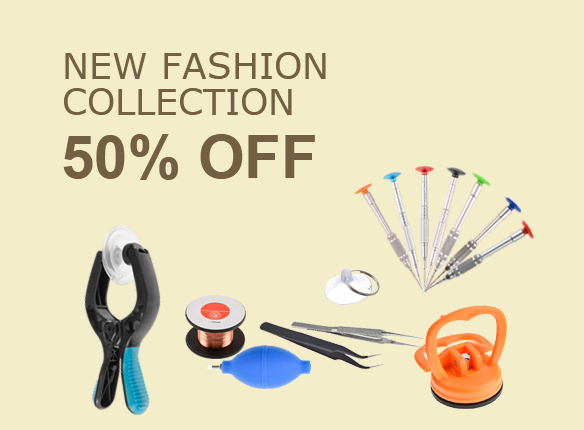 NEW FASHION COLLECTION 50% OFF