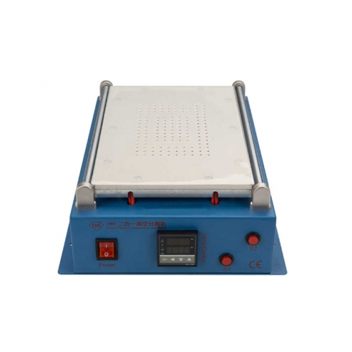 Manual Vacuum LCD Separating Machine With Built in Pump - TBK968