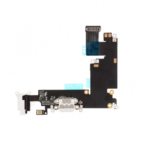 For Apple iPhone 6 Plus Charging Port Flex Cable Replacement- Gold - AA