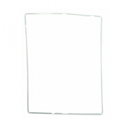 For Apple iPad 2 Front Bezel Replacement - White - OEM NEW